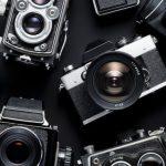 Camera Daguerreotypes serta Calotypes