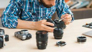7 Tips Membersihkan Kamera Yang Baik